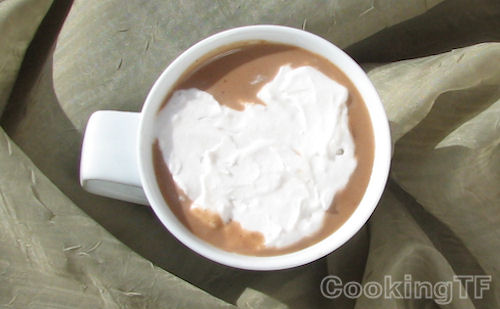 Valentine's Day: Spicy Hot Chocolate