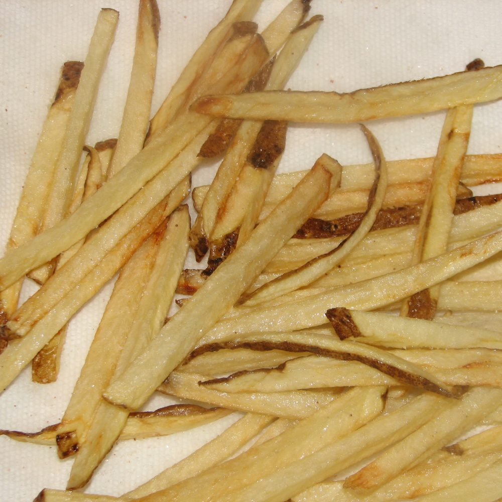 Fermentation Friday: Fermented French Fries