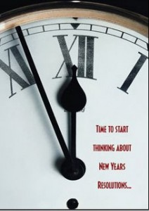 Five Steps to Keeping Your New Year's Resolutions